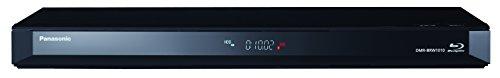 パナソニック 1TB 2チューナー ブルーレイレコーダー 4Kアップコンバート対応  DIGA DMR-BRW1010