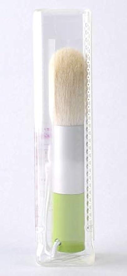 男磨き 女磨き 熊野筆 洗顔ブラシセット (簡易ラッピング)(ゲル&ゲルミニ 透明石鹸付 フェイス アップ ブラシセット)