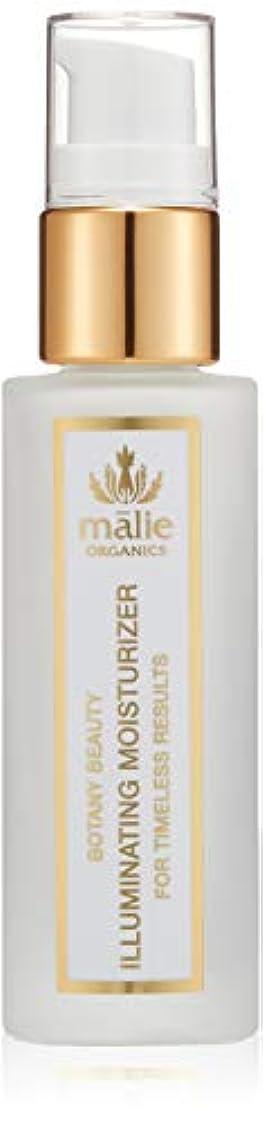 上昇サーバ副産物Malie Organics(マリエオーガニクス) ボタニービューティ イルミネーティングモイスチャライザー 30ml
