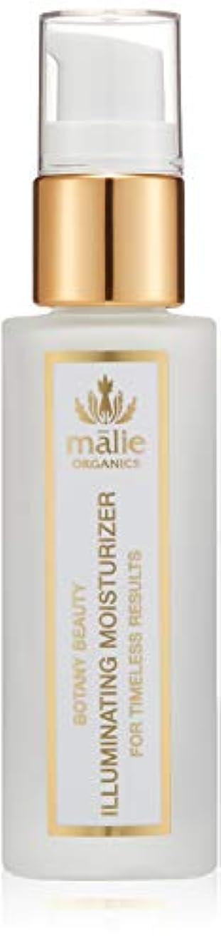 貫通資格情報平行Malie Organics(マリエオーガニクス) ボタニービューティ イルミネーティングモイスチャライザー 30ml