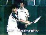 柳川高校テニス部 攻撃的シングルスを目指すスペシャルドリル [テニス 290-S 全3巻]