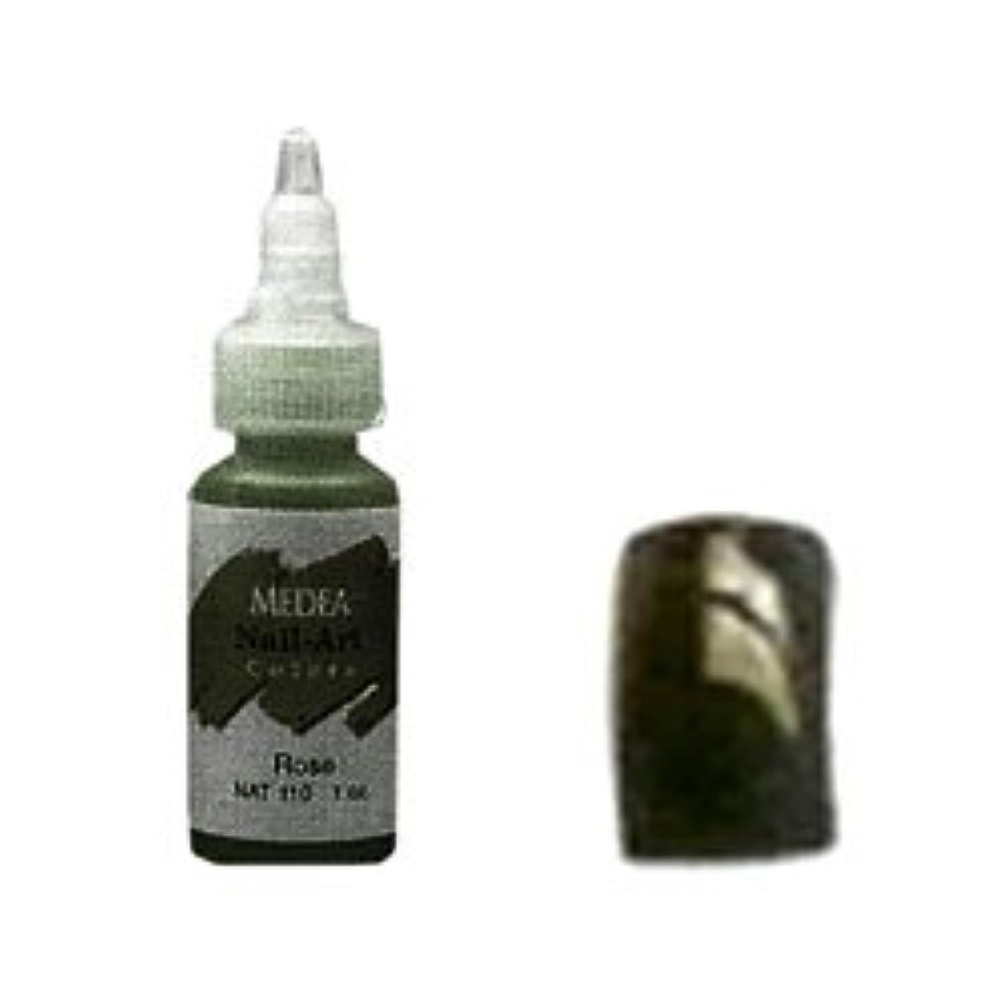 名前でアラスカ寛容なネイルカラー30ml フォレストグリーン NAT140