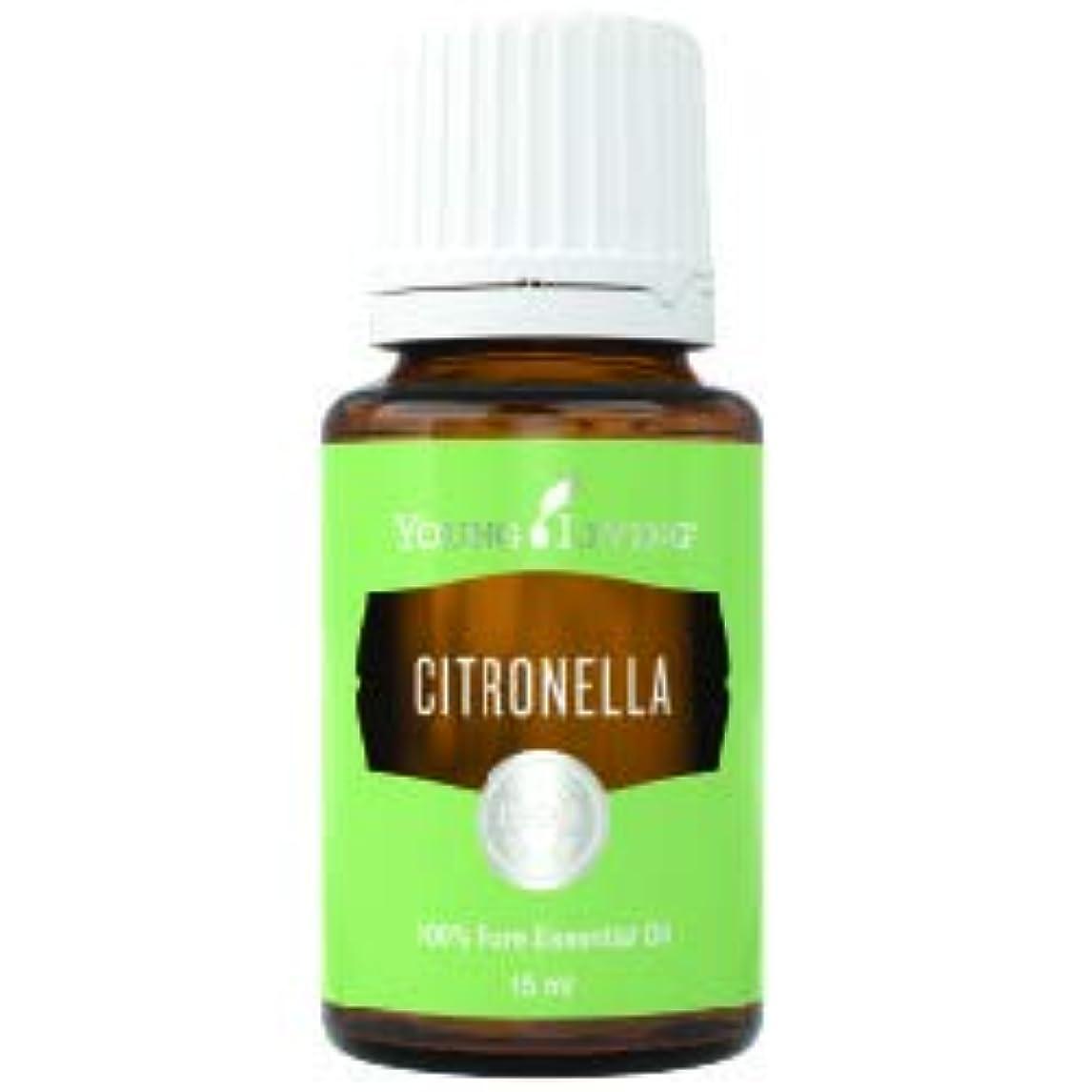 細断スパイ苦悩シトロネラエッセンシャルオイル15 ml byヤングリビングマレーシア Citronella Essential Oil 15 ml by Young Living Malaysia