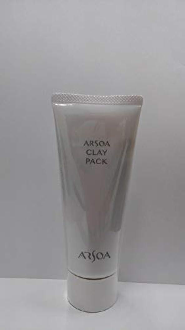 なしで臭いプリーツARSOA(アルソア) クレイ パック 100g