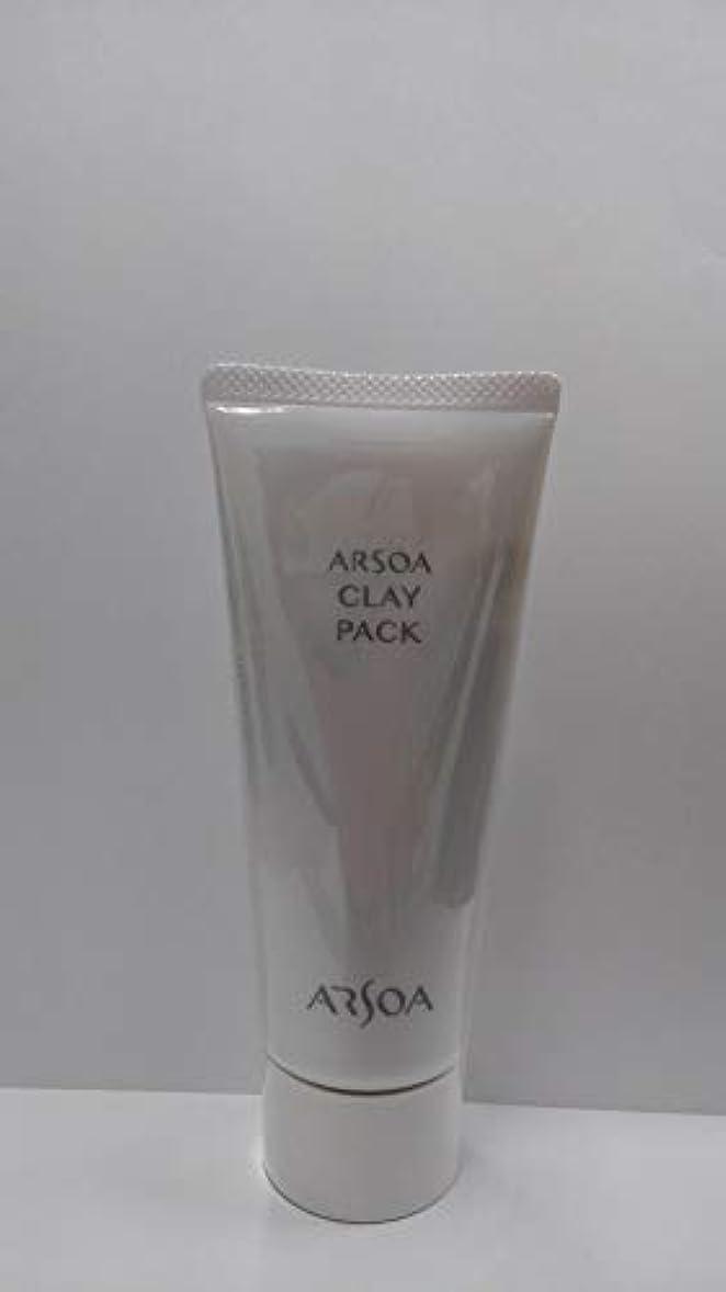 政府悲劇的な予防接種するARSOA(アルソア) クレイ パック 100g