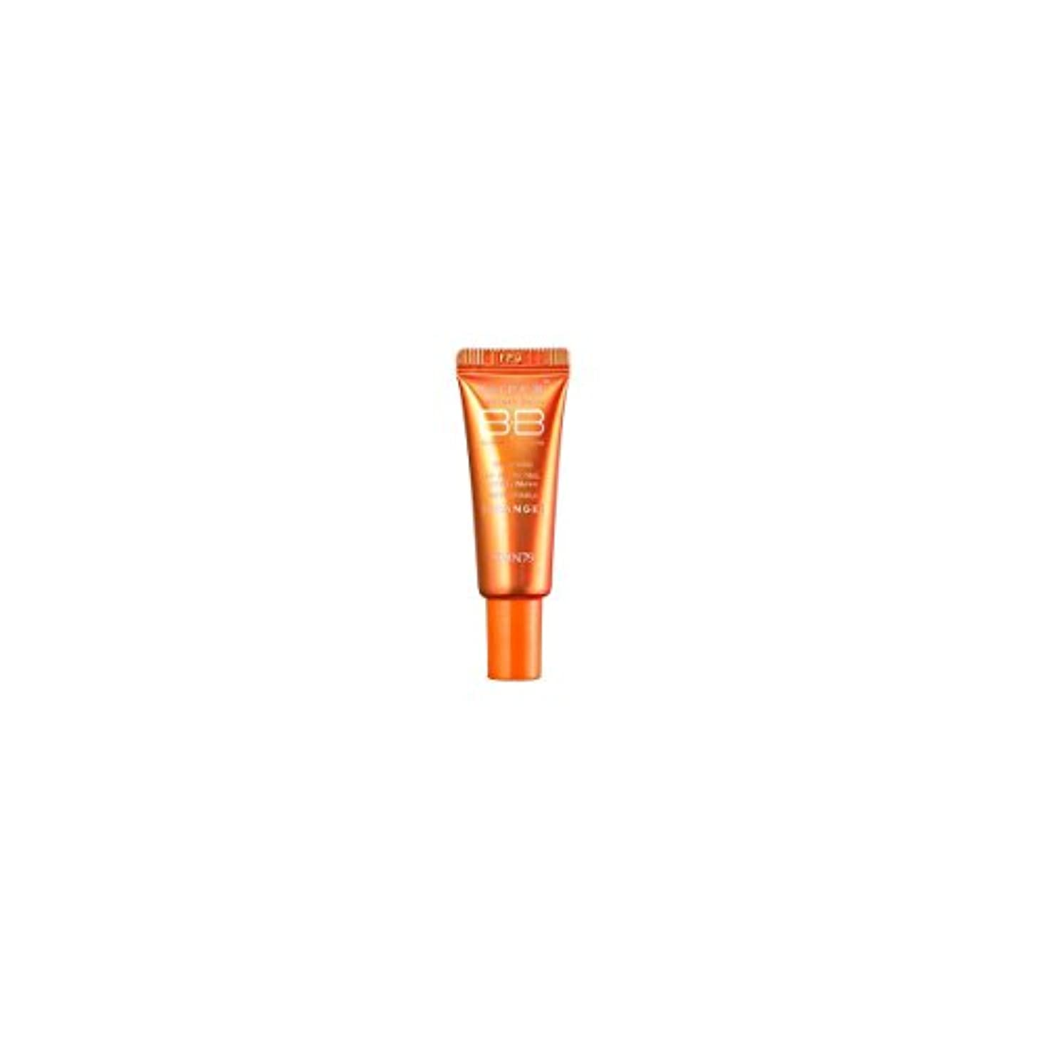 おじいちゃんコウモリ麦芽SKIN79 スキン79スーパートリプル機能BBクリーム - オレンジ