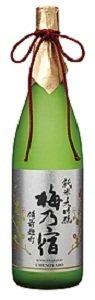 梅乃宿酒造 梅乃宿 備前雄町 純米大吟醸 1800ml.e お届けまで10日ほどかかります