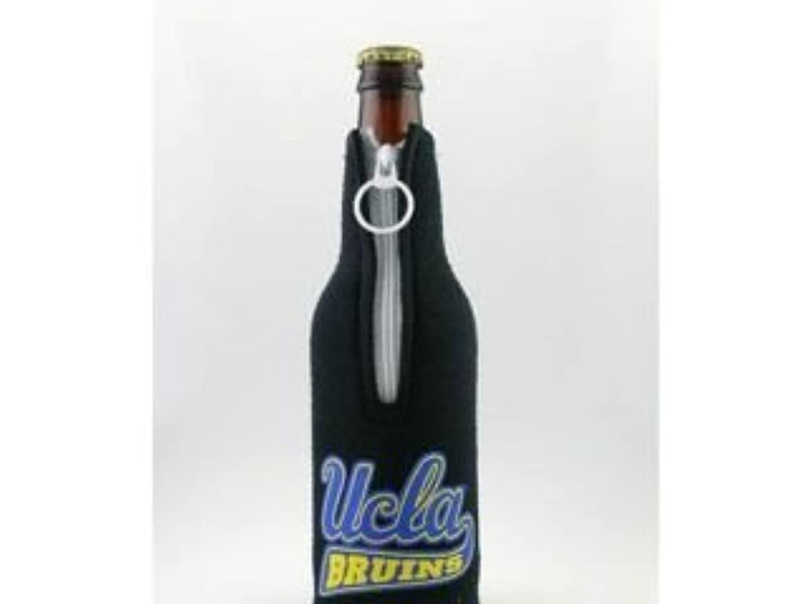 落花生ラグブレーキUCLA BRUINS BOTTLE SUIT KOOZIE COOLER COOZIE