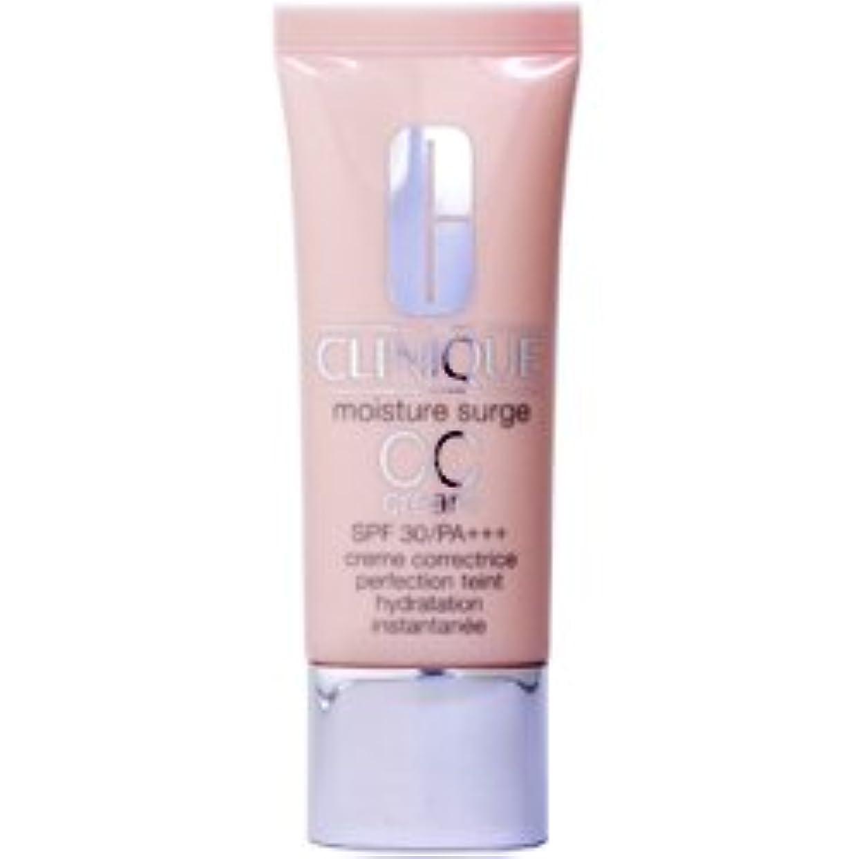 美容師質素な工業化するクリニーク モイスチャーサージ CCクリーム 30 SPF30/PA+++ 40mL 01 [並行輸入品]