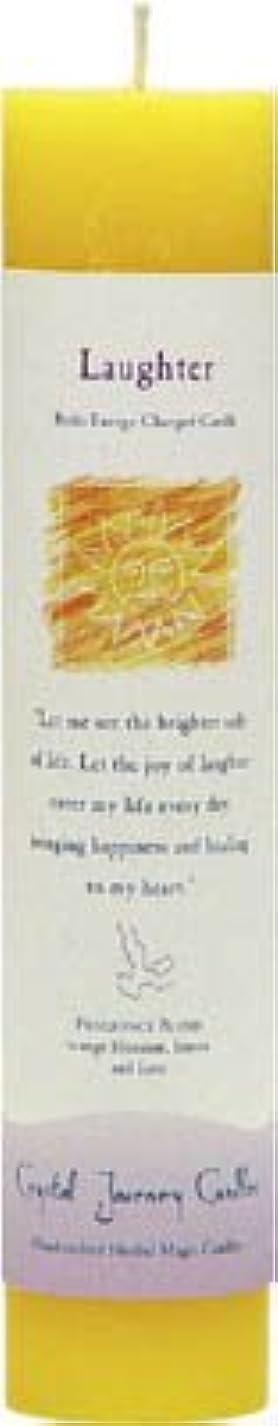 紀元前師匠がっかりした魔法のヒーリングキャンドル ラフター(笑い)