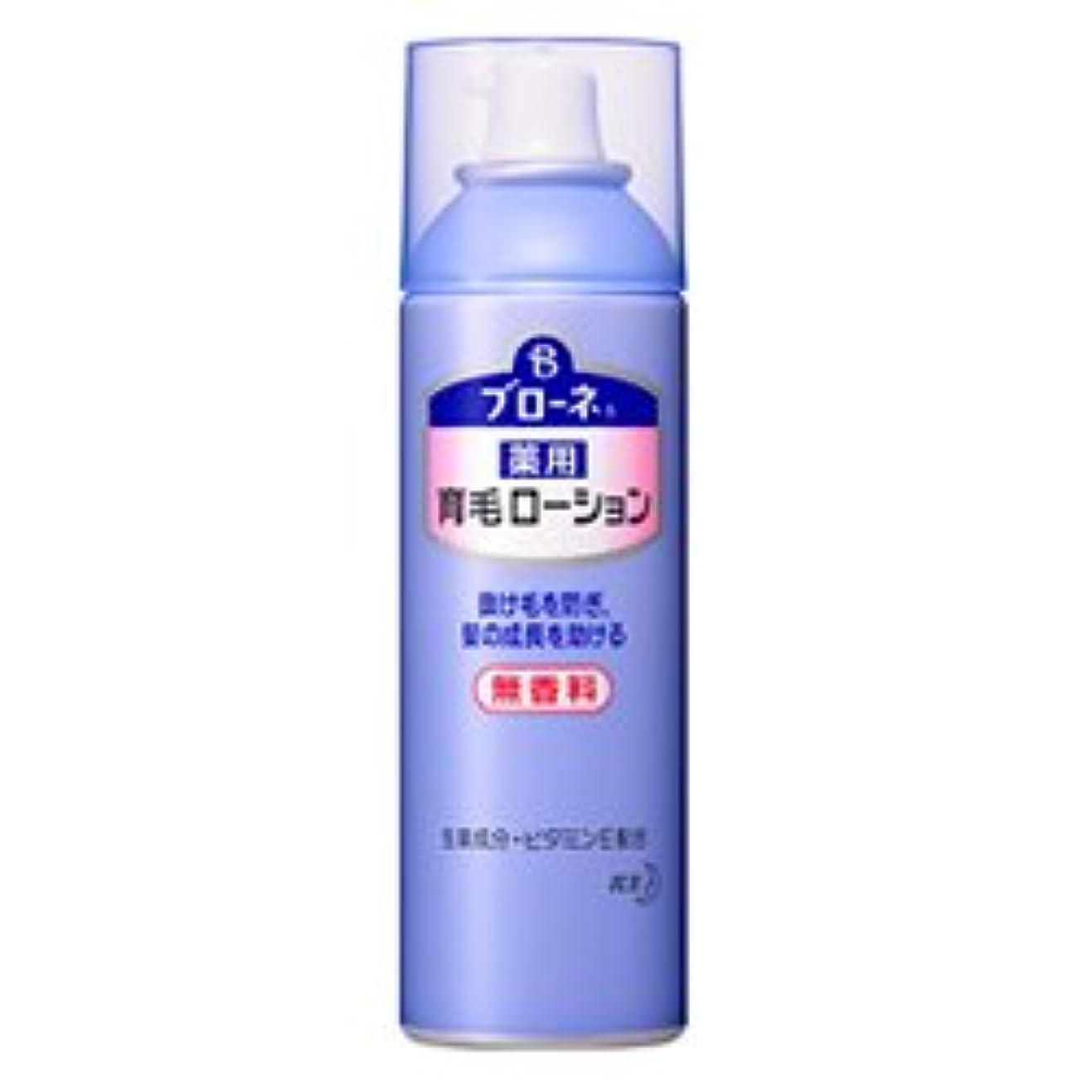 枠シャイニング似ている【花王】ブローネ 薬用育毛ローション 無香料 (180g) ×20個セット