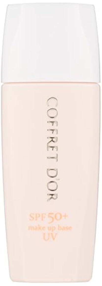 スポンジ自明登録コフレドール 化粧下地 毛穴つるんとカバー化粧もち下地UV02 SPF50+/PA+++ 単品 25ml