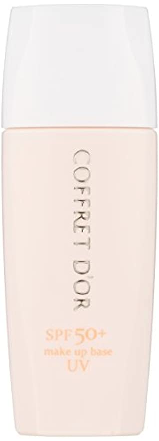 議題分泌する不注意コフレドール 化粧下地 毛穴つるんとカバー化粧もち下地UV02 SPF50+/PA+++ 25mL