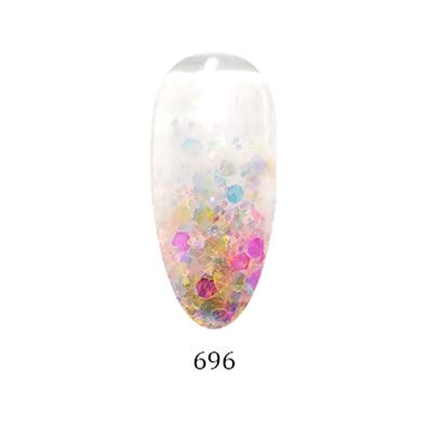 素敵な数値物理アイスジェル カラージェル グリーミングシリーズ GM-696 3g