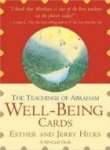 The Teachings of Abraham Well-being Cards Prepack
