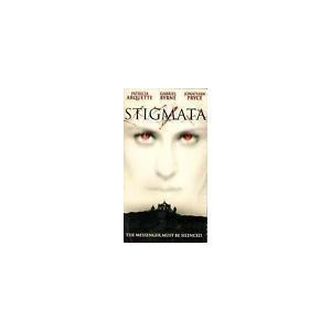 Stigmata [VHS] [Import] Patricia Arquette Gabriel Byrne Jonathan Pryce Nia Long Thomas Kopache MGM Home Entertainment