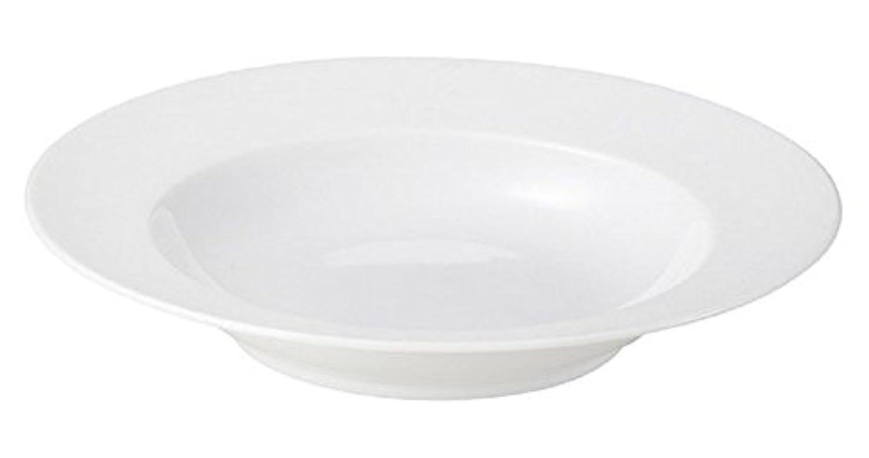 業務用食器 クレスト ビスク スープ皿 22cm ビスク 17741800