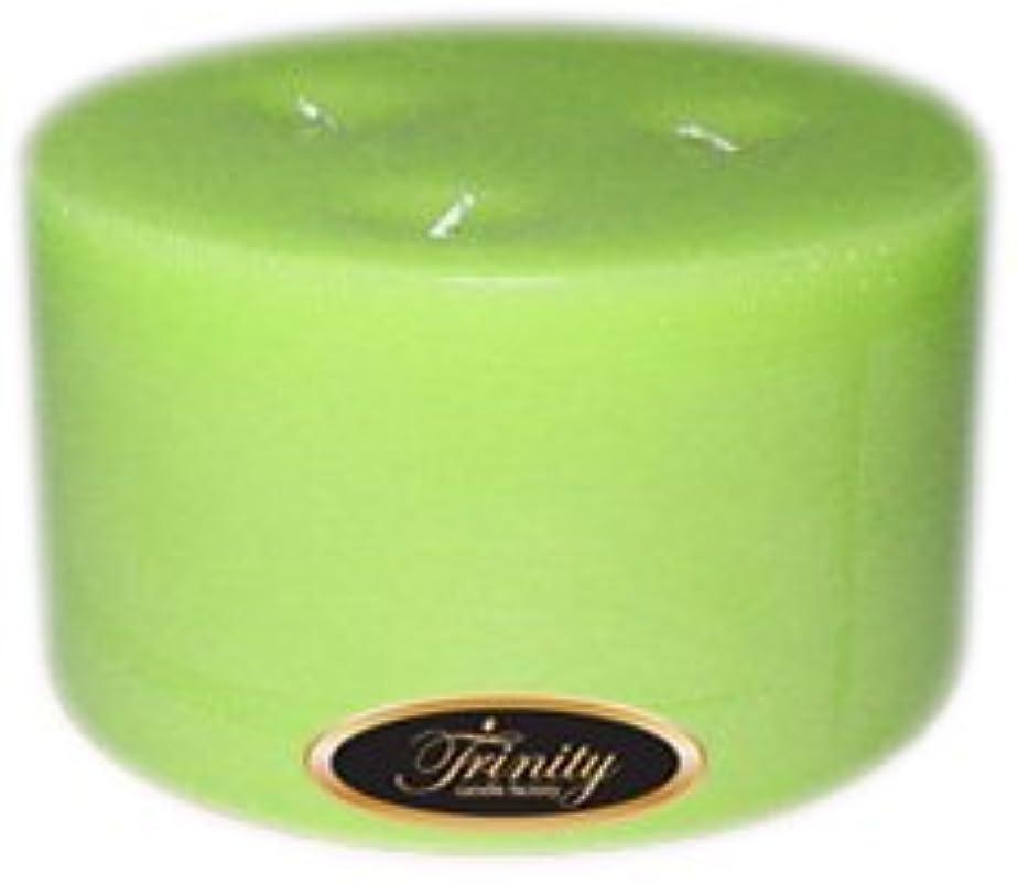 食い違い匹敵します蚊Trinity Candle工場 – モロッコメロン – Pillar Candle – 6 x 3