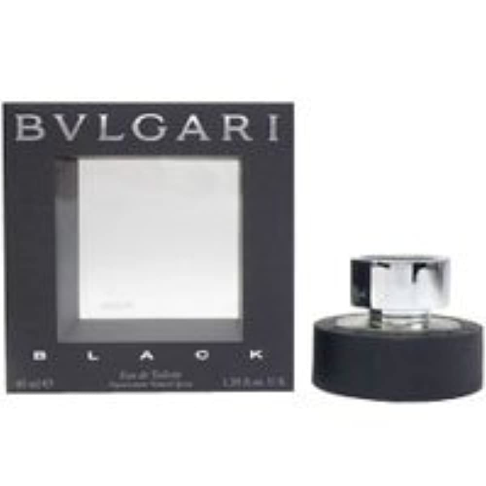 カプラーじゃないジョージスティーブンソンブルガリ BVLGARI ブラック EDT SP 40ml