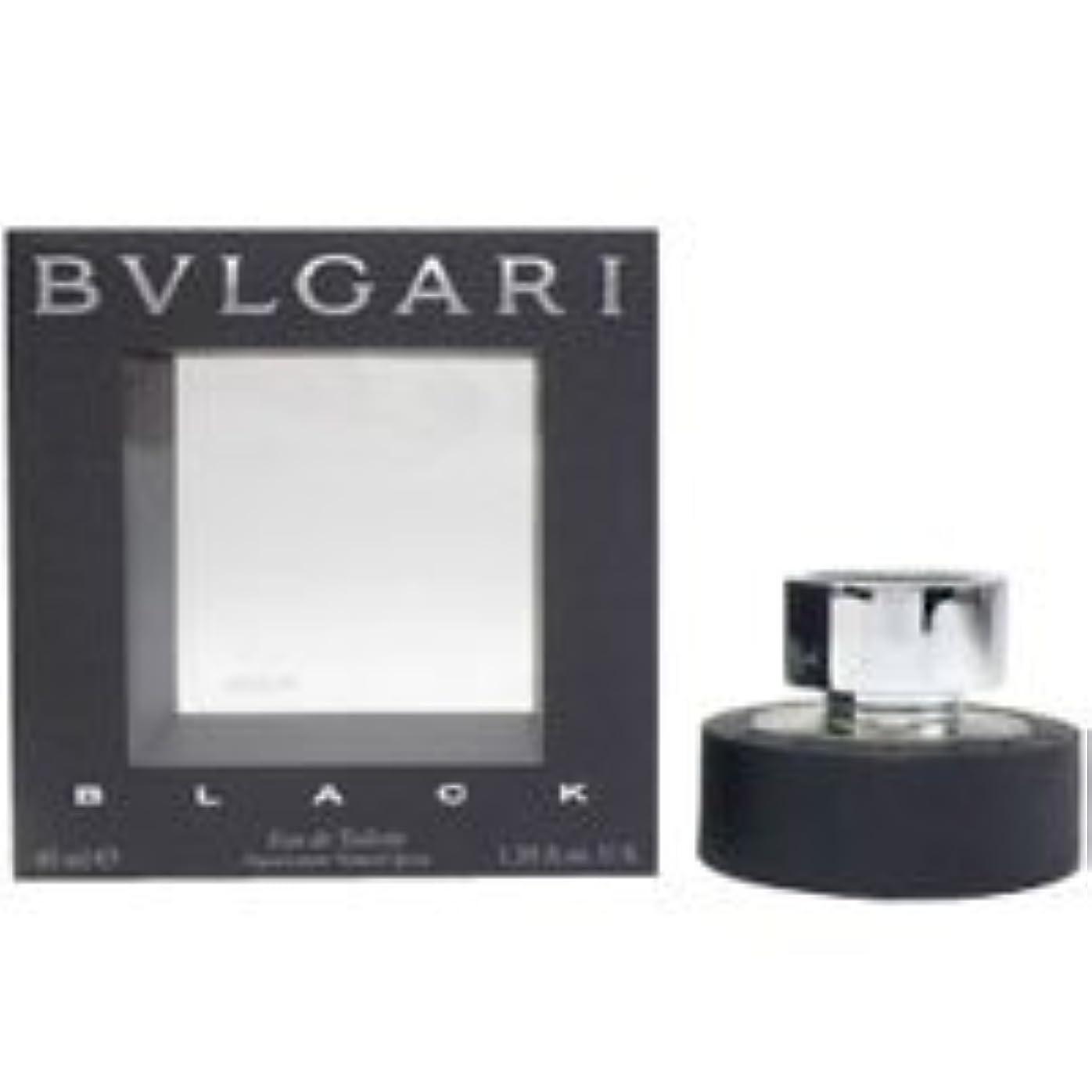 不快な閉塞しかしブルガリ BVLGARI ブラック EDT SP 40ml