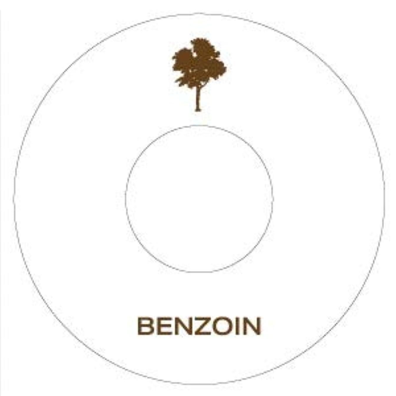 速報数実装するアロマシートセット (ベンゾイン10枚)