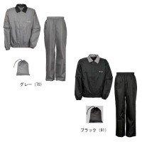 kajimeku(カジメイク) カジメイク レインスーツ(ゴルフ用) M 2880 グレー(70) 896088