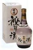 萱島酒造 西の関 大吟醸 秘蔵古酒 720ml [大分県]