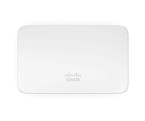 Cisco Meraki Go 屋内用 無線LAN Wi-Fiアクセスポイント (デュアルバンド/802.11ac) +利用ライセンス1年分付 GR10-1YSET【Amazon.co.jp 限定】