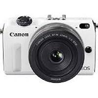 Canon ミラーレス一眼カメラ EOS M2(ホワイト)  EOSM2WH-WLK ボディのみ