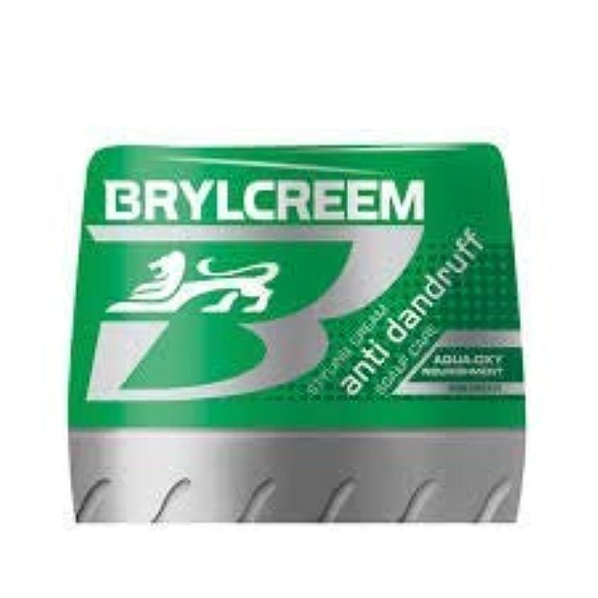 アナニバー震えるダウンタウンBRYLCREEM ふけ防止スタイリングクリーム水生酸素125ミリリットル