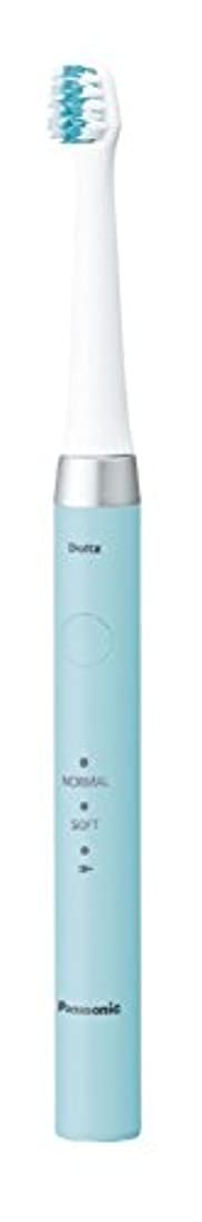 遊びます天の工夫するパナソニック 電動歯ブラシ ドルツ 青 EW-DM61-A