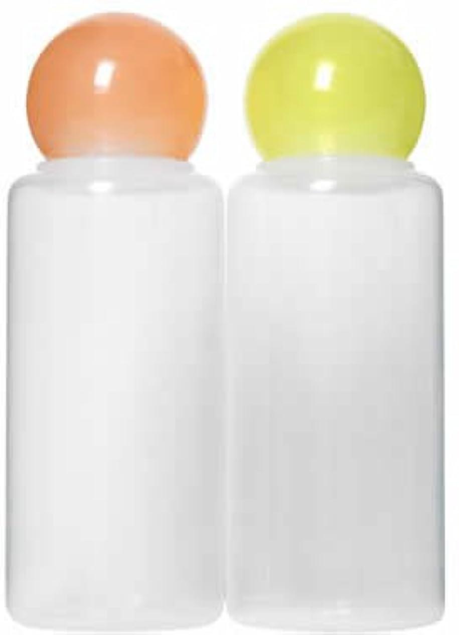 帽子毛布ポットエミー ボトルセットT-20 オレンジ&イエロー