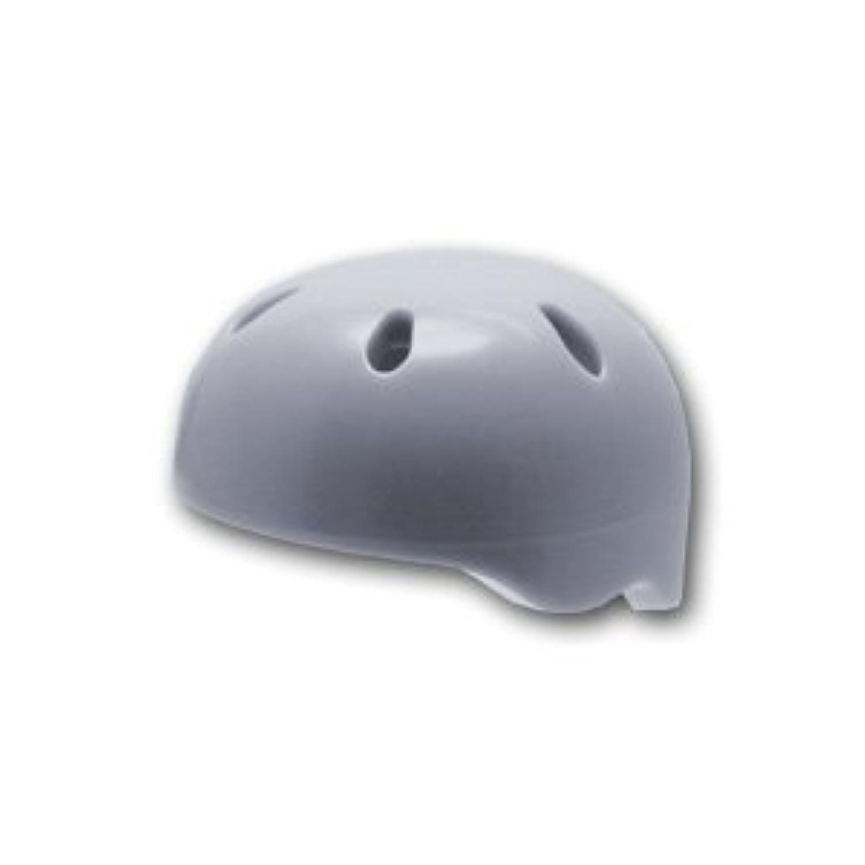 レゴミニフィグパーツ スポーツヘルメット:[Light Bluish Gray / グレー] 【並行輸入品】