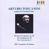 Manfred Symphony Op 58 / Symphonic Fantasia