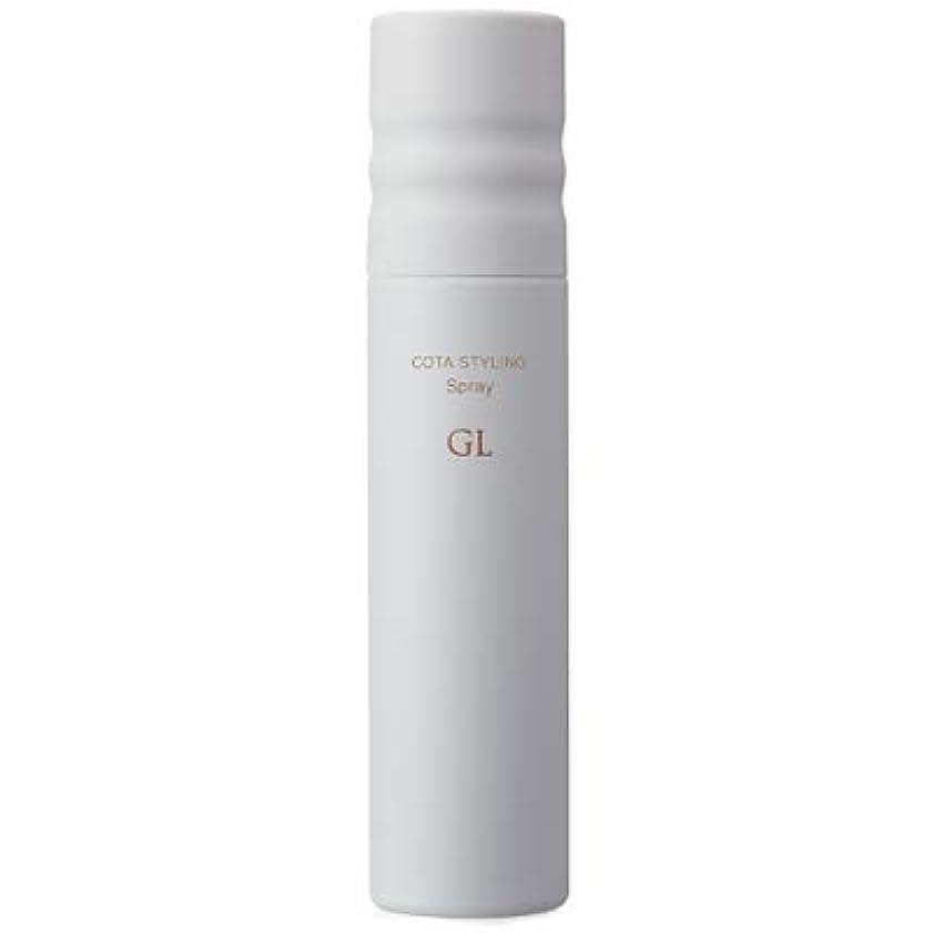 毎日普及快適コタ スタイリングスプレー GL 100g