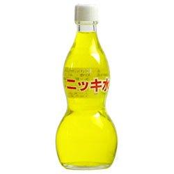 大川食品工業 ニッキ水 (黄)120ml瓶×30本入