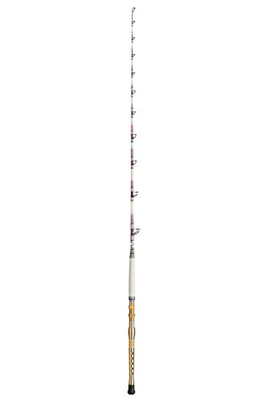 権威苦なぜなら総糸巻 バトルシップス 185-200~400号 スタンディング カンパチ マグロ モロコ クエ キハダ 大物 シャイニーパープル