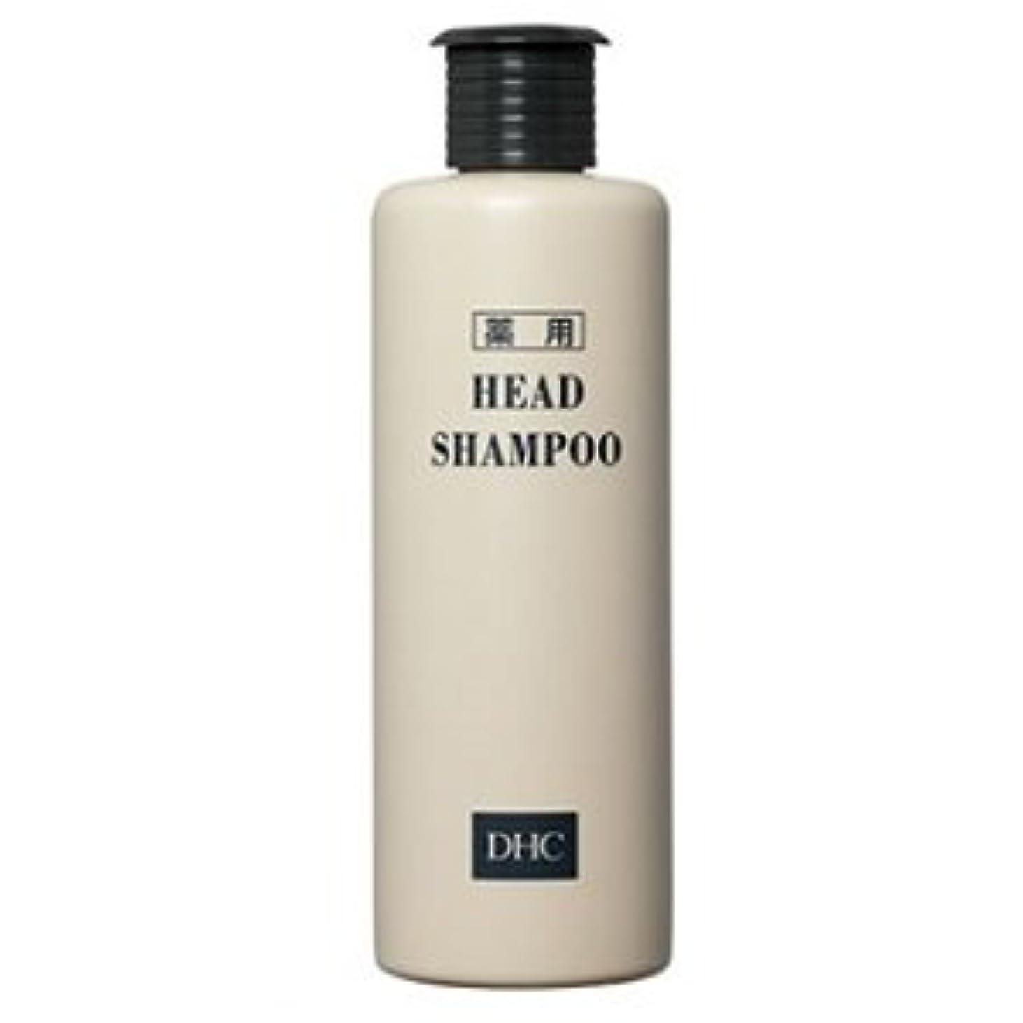 シャー露大きさ【医薬部外品】 DHC薬用ヘッドシャンプー