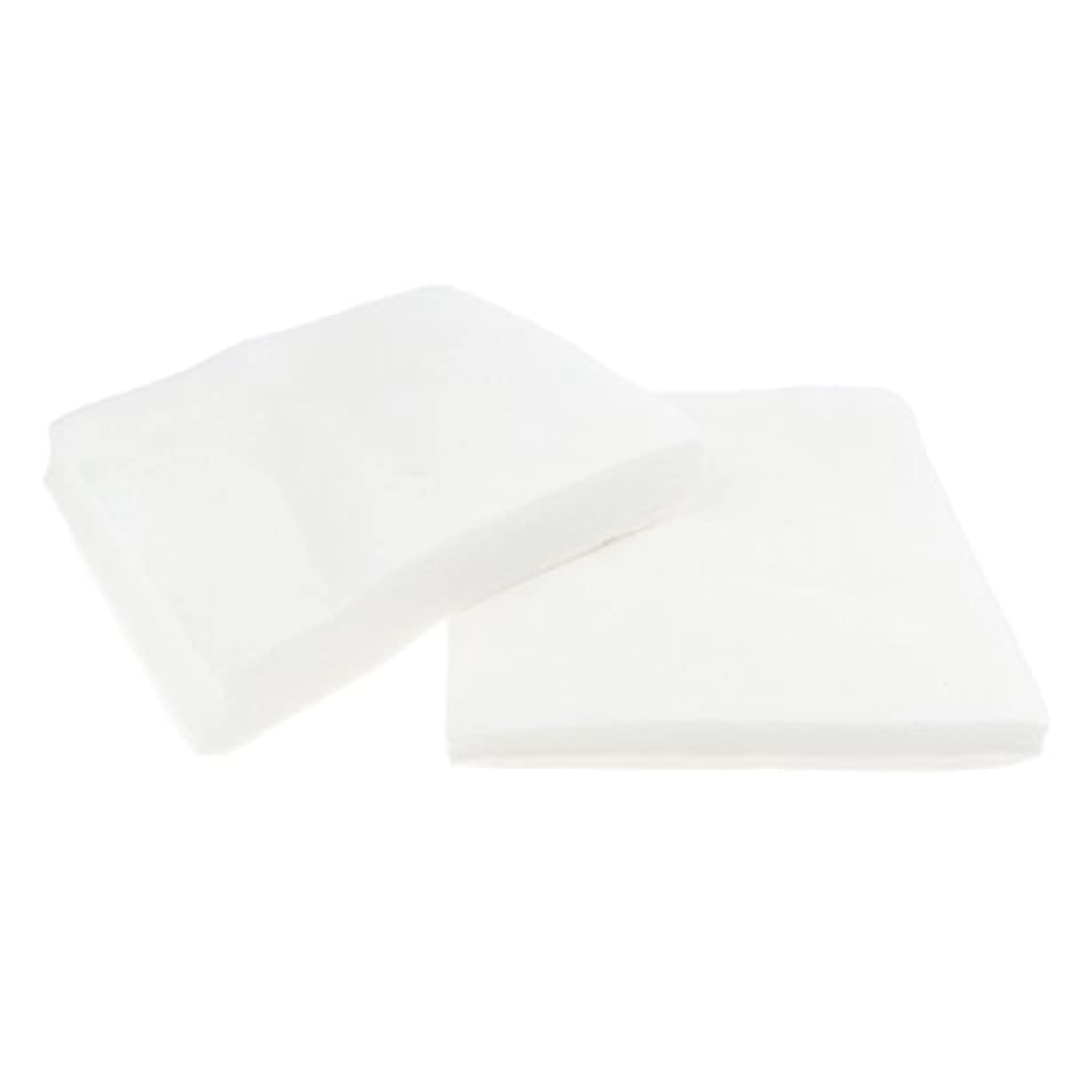 種類アルコール実質的メイク落とし 洗顔 シート クレンジングシート メイク落とし 使い捨て ホワイト 2サイズ - 1#