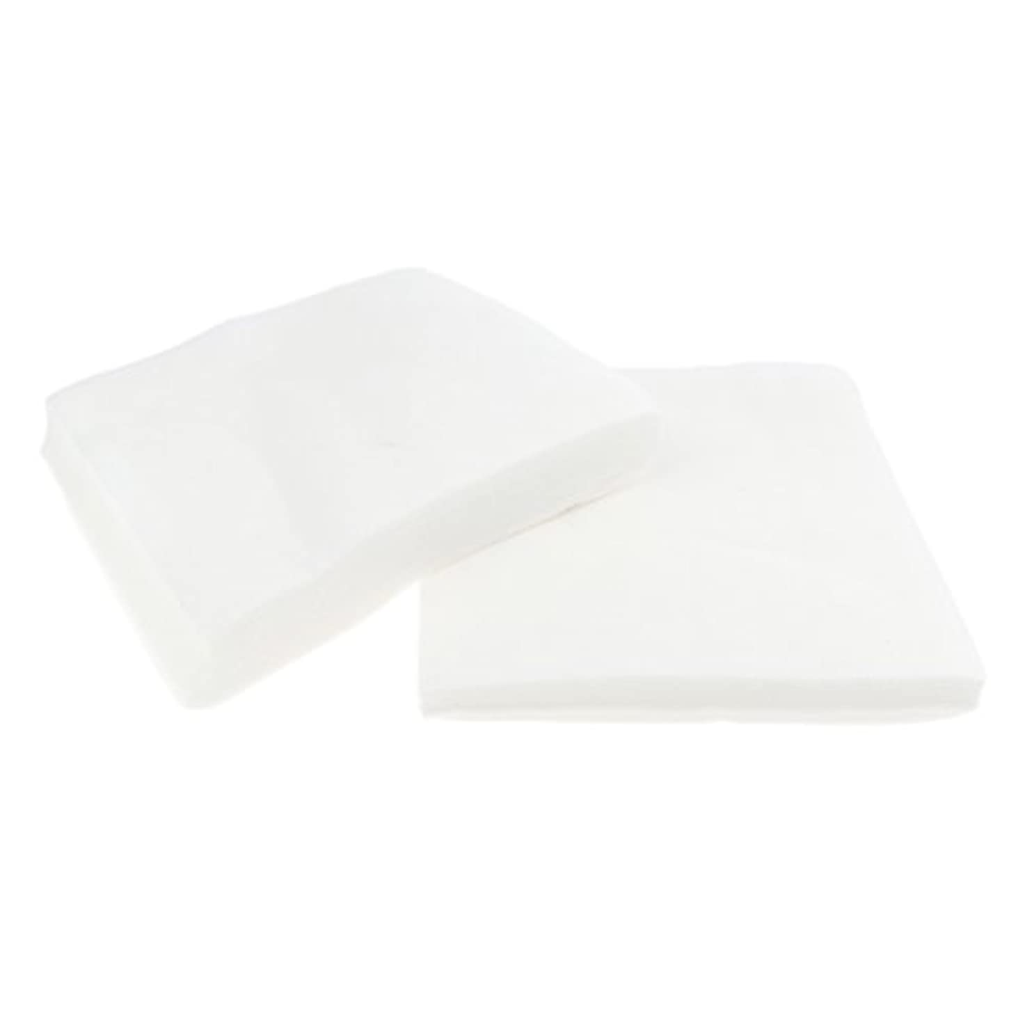割り込み即席提案メイク落とし 洗顔 シート クレンジングシート メイク落とし 使い捨て ホワイト 2サイズ - 1#