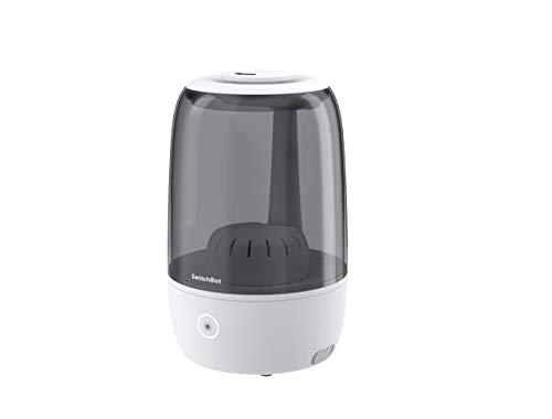 SwitchBot 加湿器 卓上 スマート家電 Alexa - Google Home,Siri, IFTTTなどに対応 大容量 除菌 スイッチボット アロマディフューザー