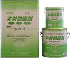 クレオトップ(高性能木材防腐剤) 16L/1缶 クリア 【K】