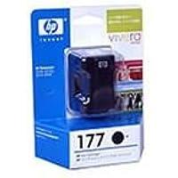 (業務用3セット)【純正品】 HP インクカートリッジ/トナーカートリッジ 【C8721HJ HP177 BK ブラック】 ×3セット 〈簡易梱包