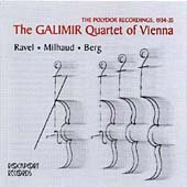 Galimir Quartet of Vienna