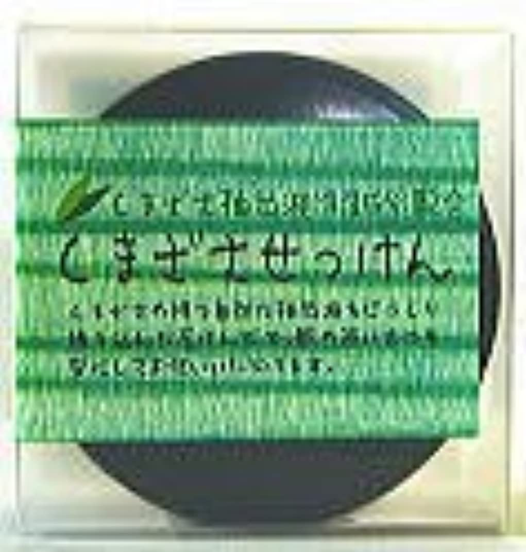 振り向くピーク飽和するサンクロン クマザサ石鹸 100g×3