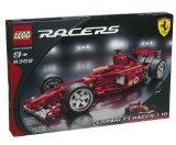 レゴ (LEGO) レーサー フェラーリF1レースカー1/10 8386