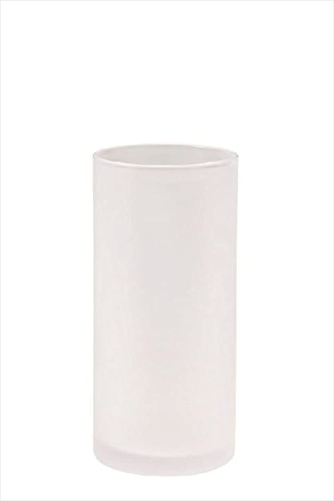 不条理エンジニアリングデクリメントカメヤマキャンドル(kameyama candle) モルカグラスMフロスト