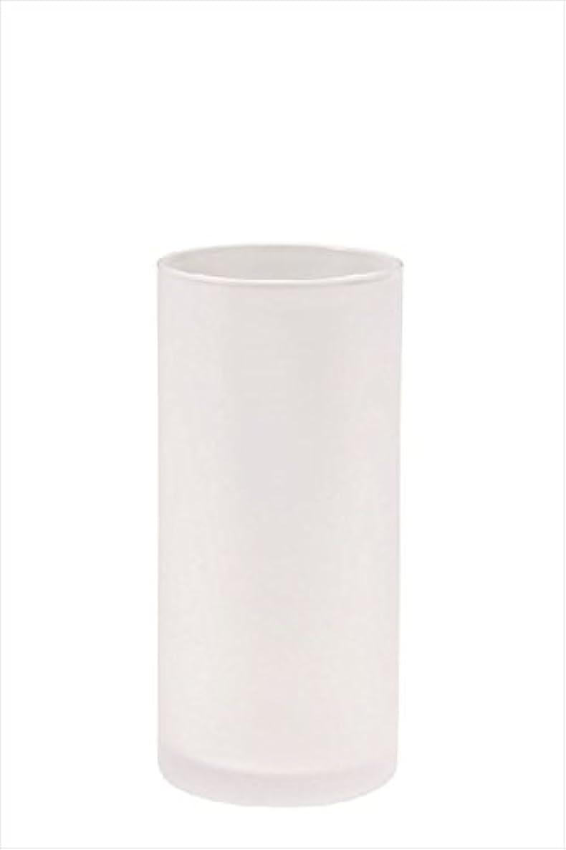 拘束する補償サポートカメヤマキャンドル(kameyama candle) モルカグラスMフロスト