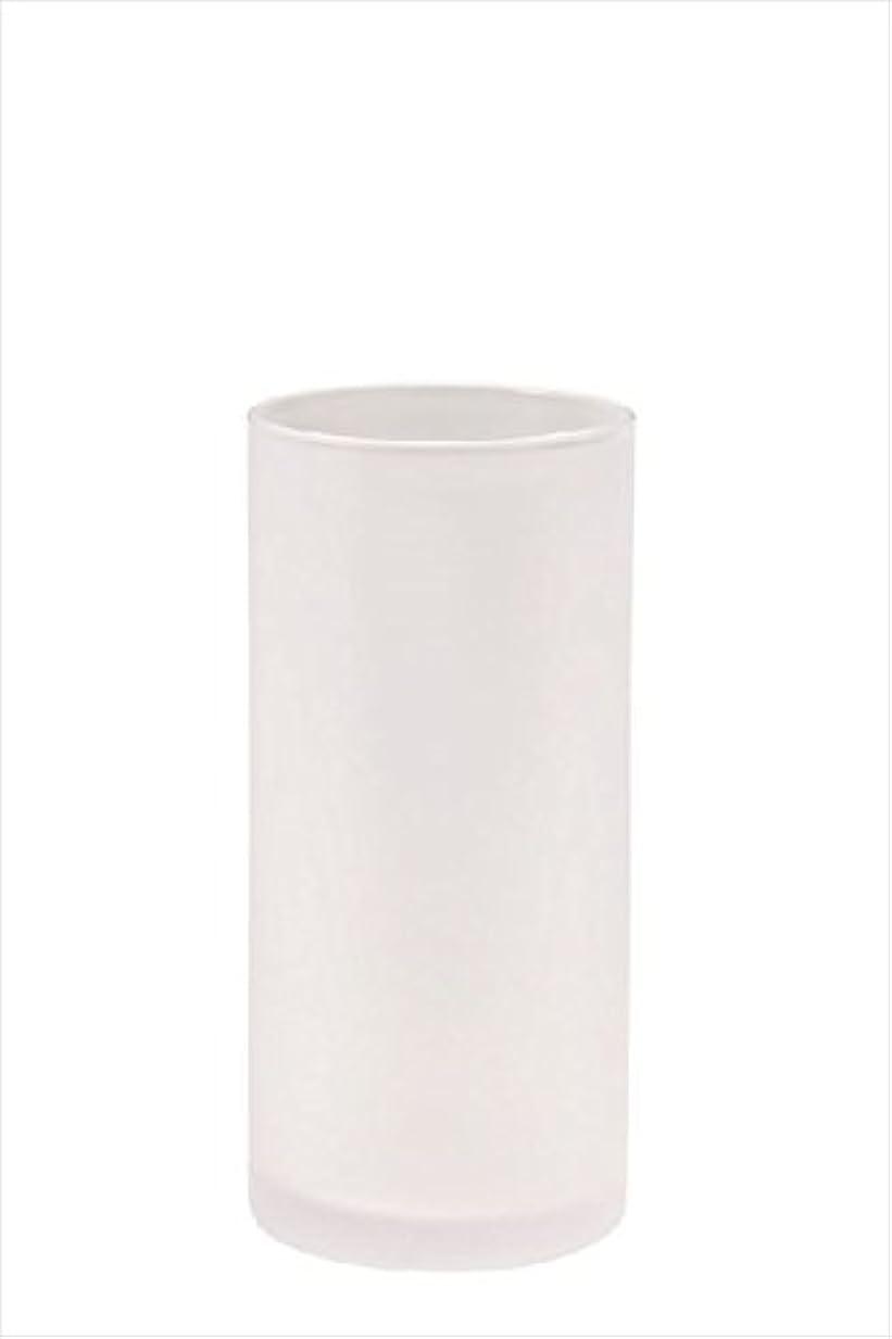 矢印省略する革命的カメヤマキャンドル(kameyama candle) モルカグラスMフロスト
