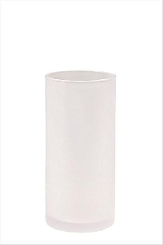 展開する不十分な実行するカメヤマキャンドル(kameyama candle) モルカグラスMフロスト